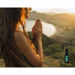 rituel parfume, paix et serenite, chakra coeur, parfum eveil