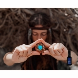 rituel parfume, obtenir des guidances, chakra 3e oeil, parfum eveil