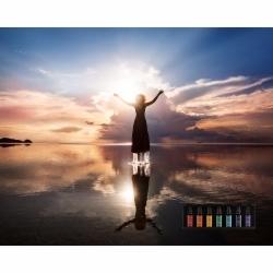 rituel parfume, ascension de l'etre profond, coffret chakra, parfum eveil