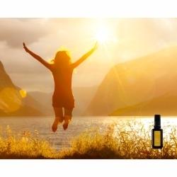 rituel parfume, joie et protection, chakra solaire, parfum eveil