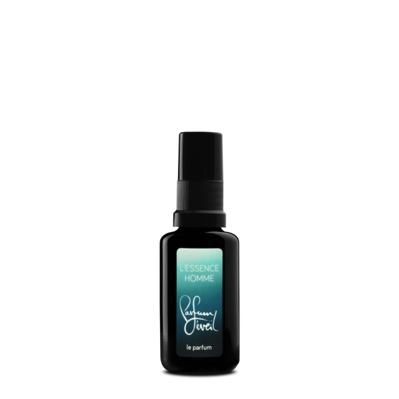 parfum essence homme 30ml, soin vibratoire, masculin sacre, parfum eveil