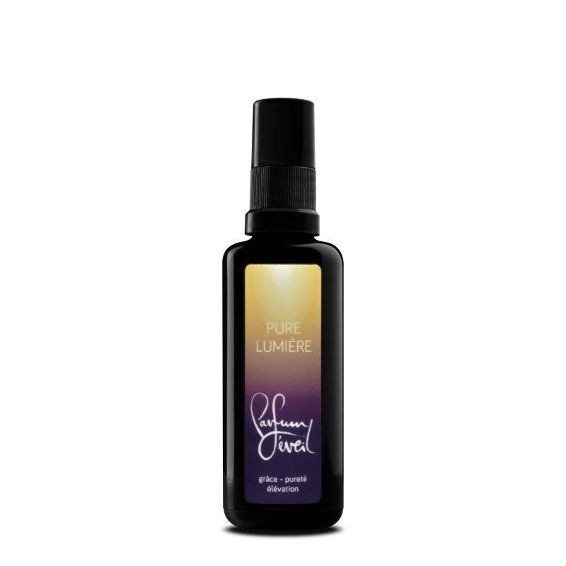 pure lumiere 50ml, purification grace purete elevation, parfum eveil